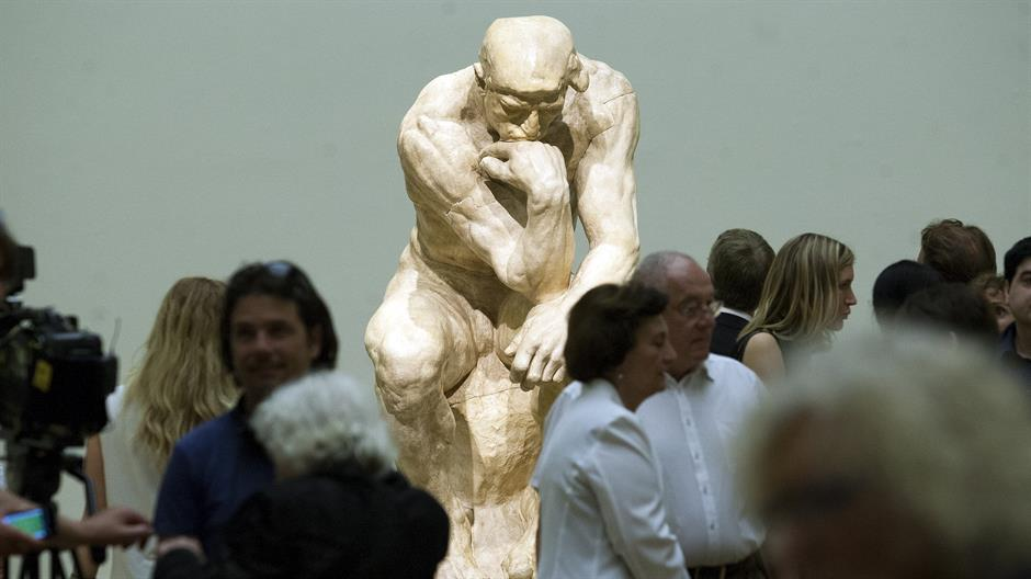 Auguste Rodin's masterpieces in Zagreb