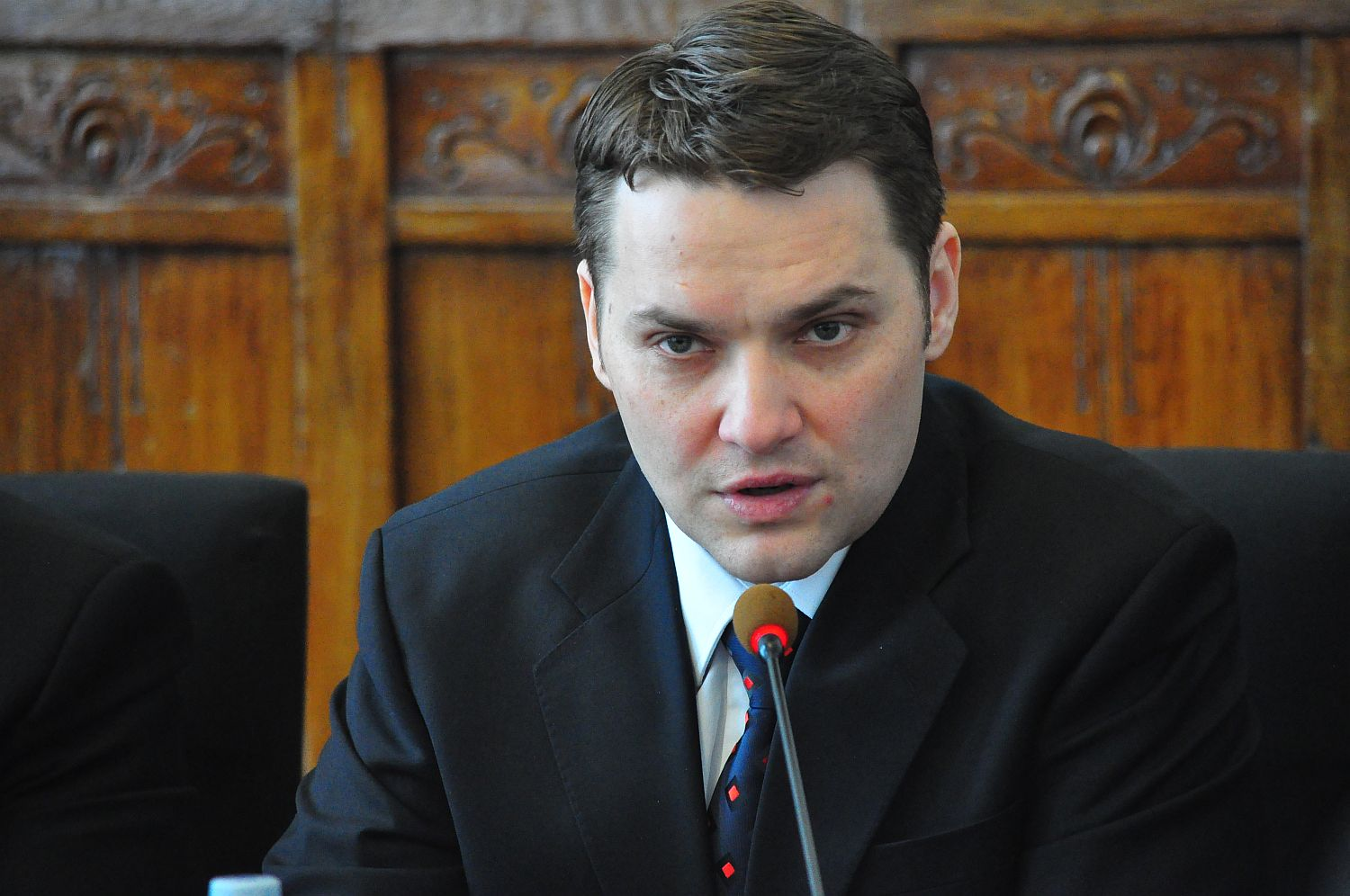 Romanian top court rejects vote procedure which shielded a senator from arrest