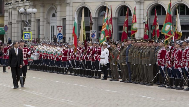 Plevneliev: Bulgaria will play its part in Nato's adaptation to changing security environment