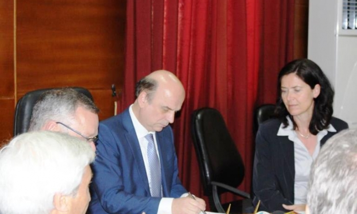 Germany is looking to import agricultural products from Albania