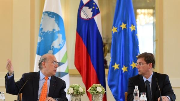 Gurria: Slovenia's progress is impressive, but there is still much to be done