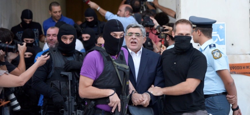 Prosecution asks for the protection of witnesses in the Golden Dawn trial