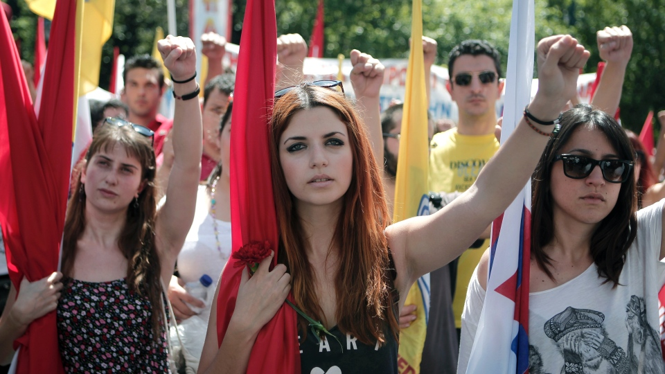 May 1: BiH workers take to the streets