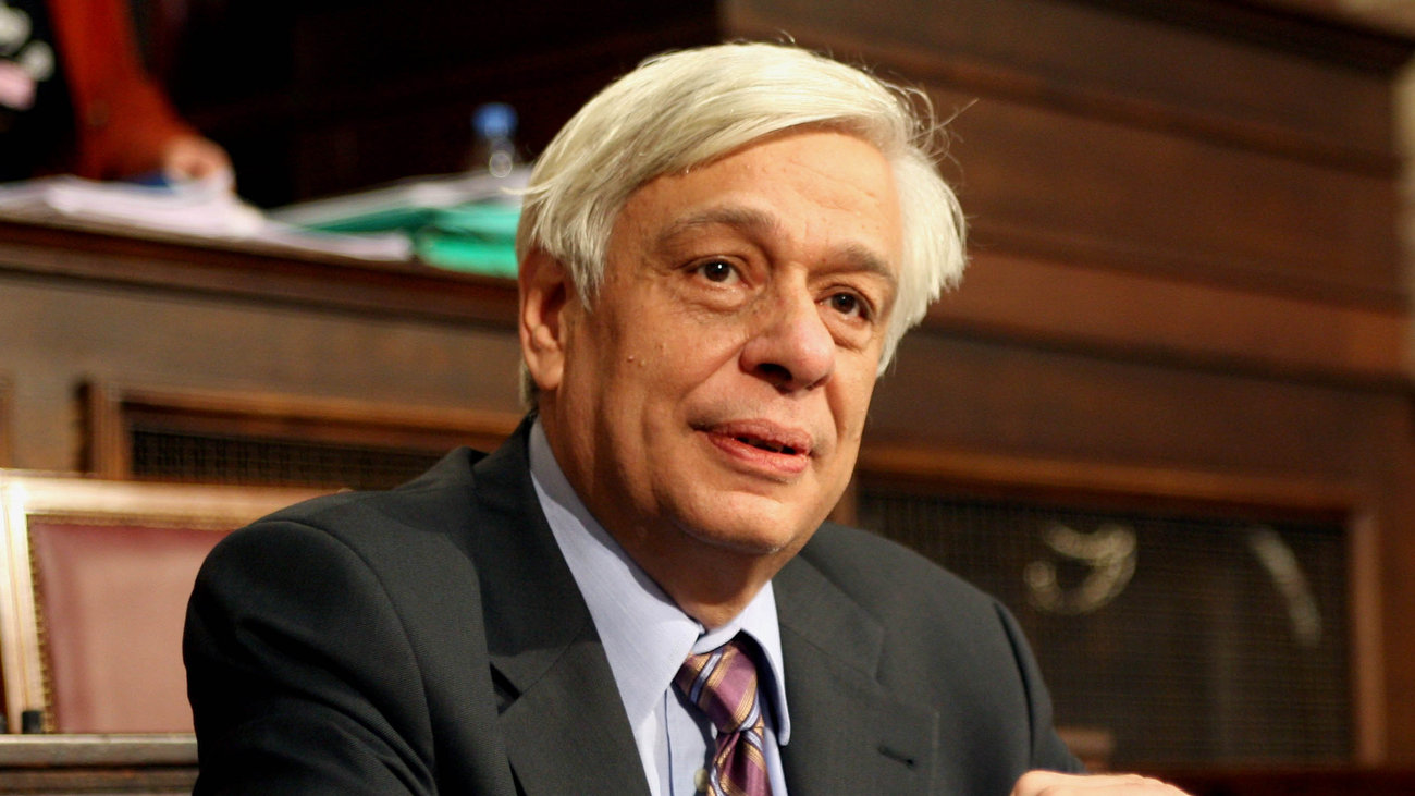 Pavlopoulos: Greece's place in Europe and the euro is nonnegotiable