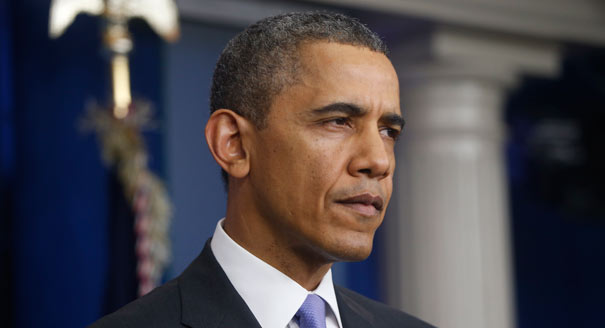 Obama: 'Greece must remain in the euro, but we are ready for any eventuality'