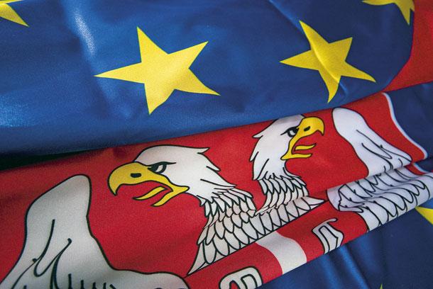 Euro-skepticism in Serbia grows