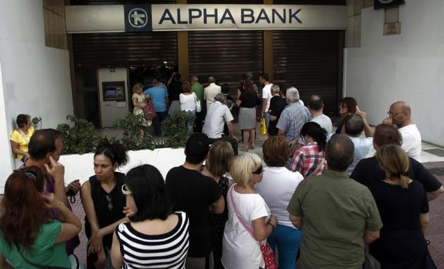 Is the Greek crisis having an impact on FYROM?