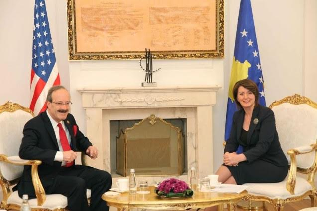 Kosovo is a success story, says US congressman Engel