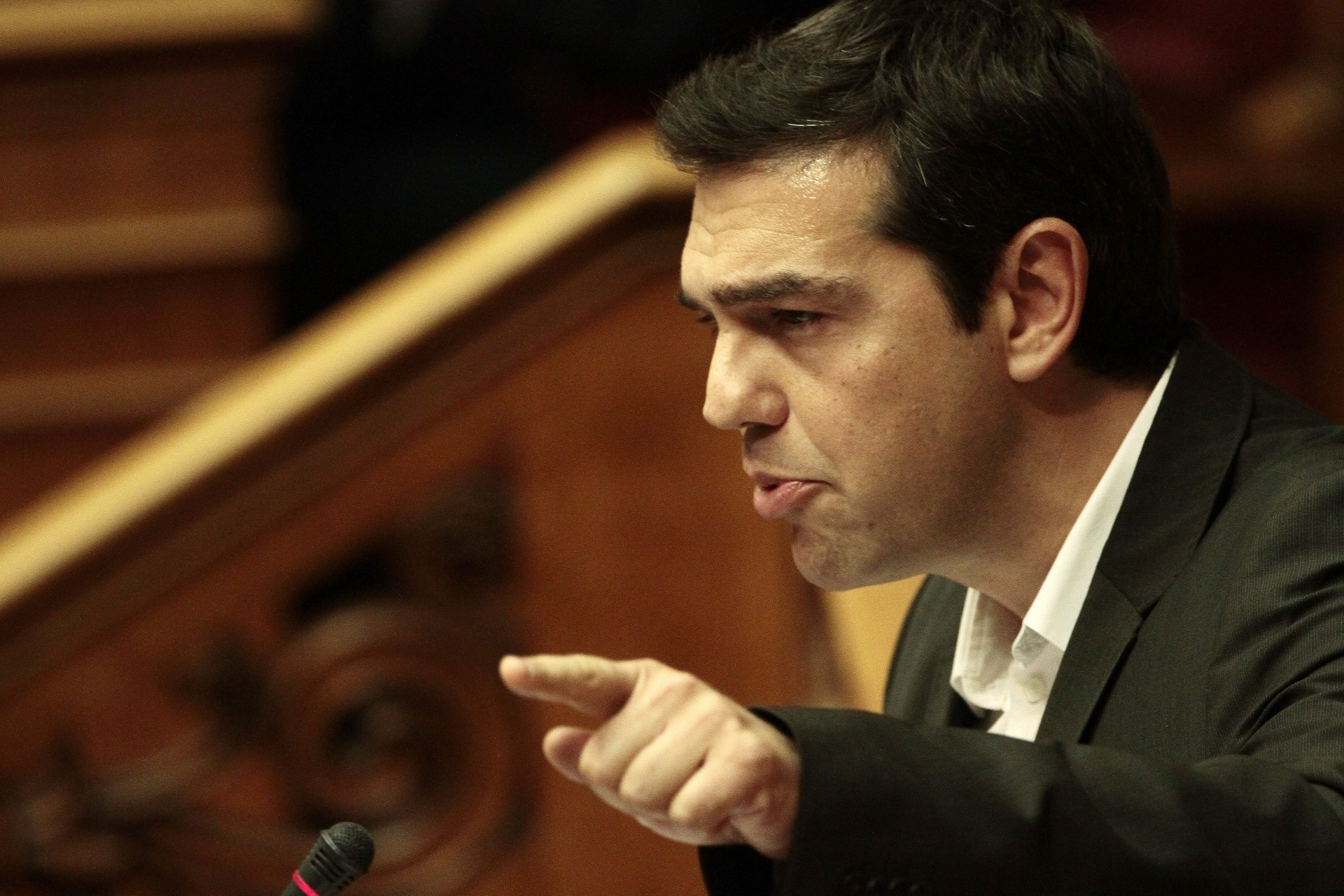 Reject lenders' offer with all our strength, Greek PM says