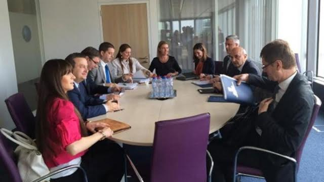 Association of Serb communes will be the main topic of discussions in Brussels