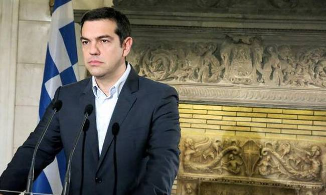 Tsipras: I have re-sent the short extension request