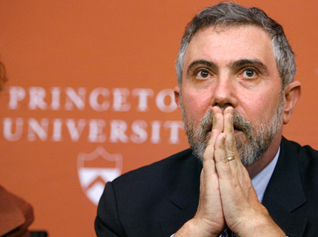 Krugman to lenders: Are you for real?