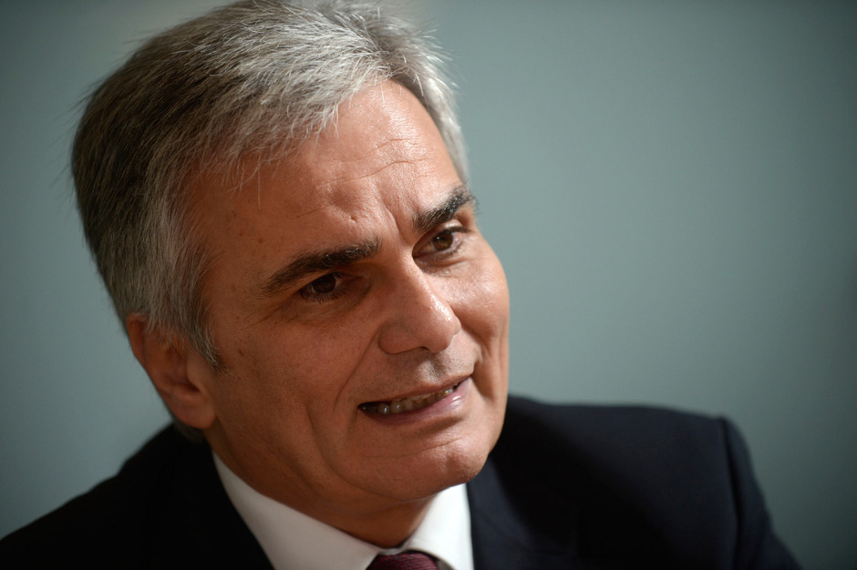 Faymann: Everything must be done so that Greece can have a chance
