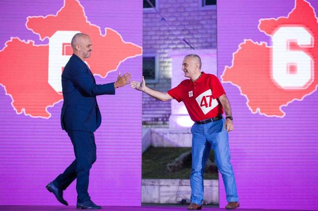 Lazarat diverts the attention from the elections and the debate within the left