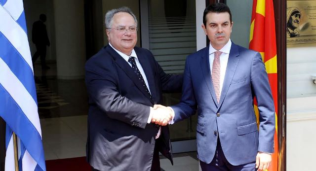 FYROM and Greece agree on building up trust between the two countries