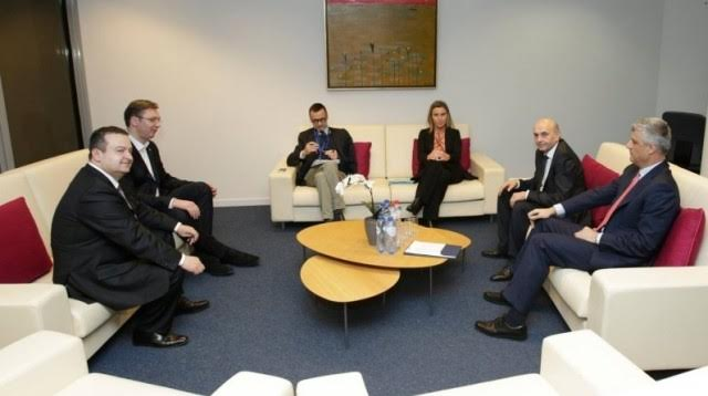 Mustafa and Vucic meet in Brussels, several agreements are expected to be reached