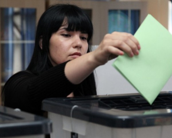 Local government elections held in Albania