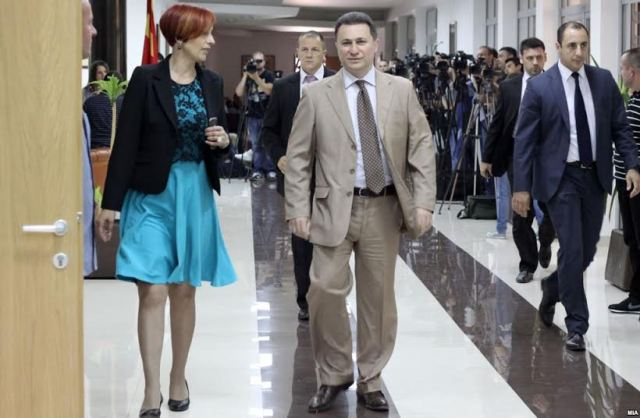 Political leaders in FYROM pledge on implementing the agreement