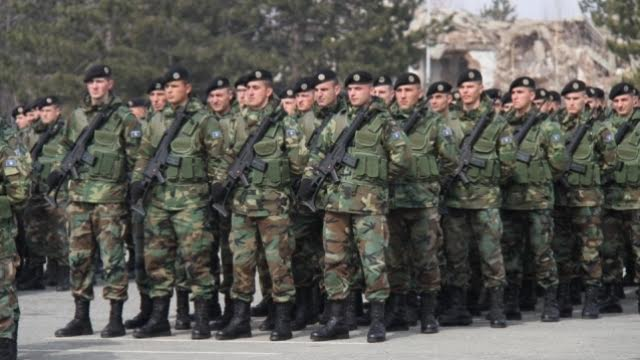 Serb List impedes the creation of Kosovo's Army
