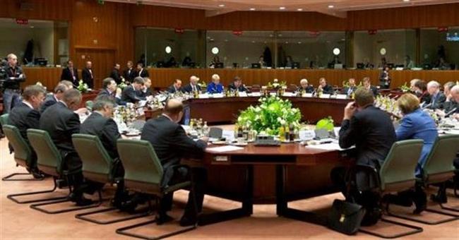 Extraordinary Summit on Greece, Monday night