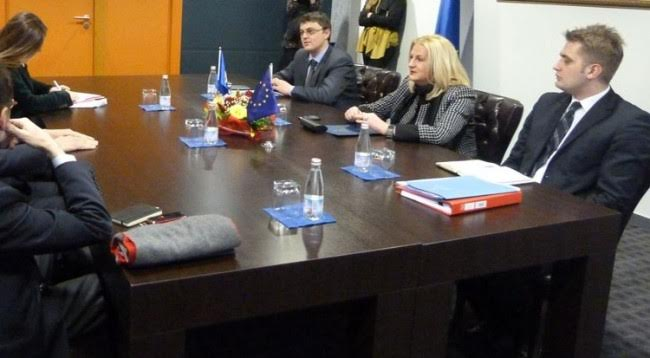 Talks between Kosovo and Serbia continue