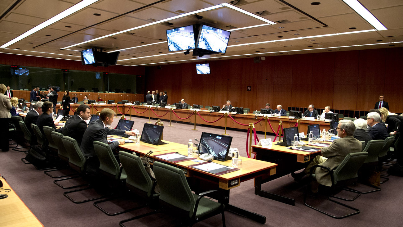 Low expectations of Greek deal at Eurogroup meeting