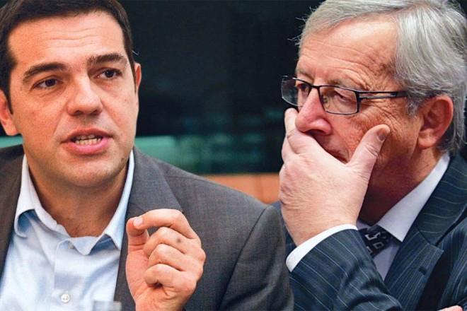 Tsipras-Juncker had telephone conversation Wednesday afternoon