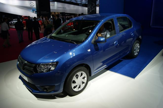 Dacia rolls out the 1.5 millionth Logan model