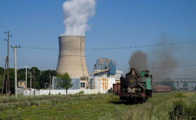 Production by Kosovo Power Corporation stable