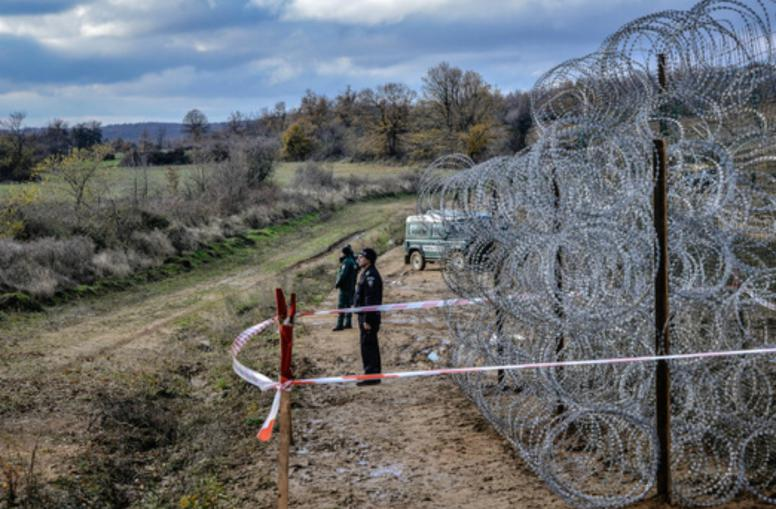 Hungary to erect fence on the border with Serbia