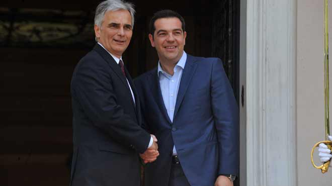 Tsipras: Our responsibility to say 'no' if we don't reach an honorable compromise