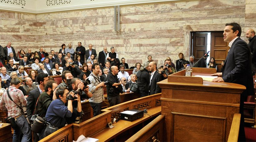SYRIZA MPs: Send a strict message to lenders