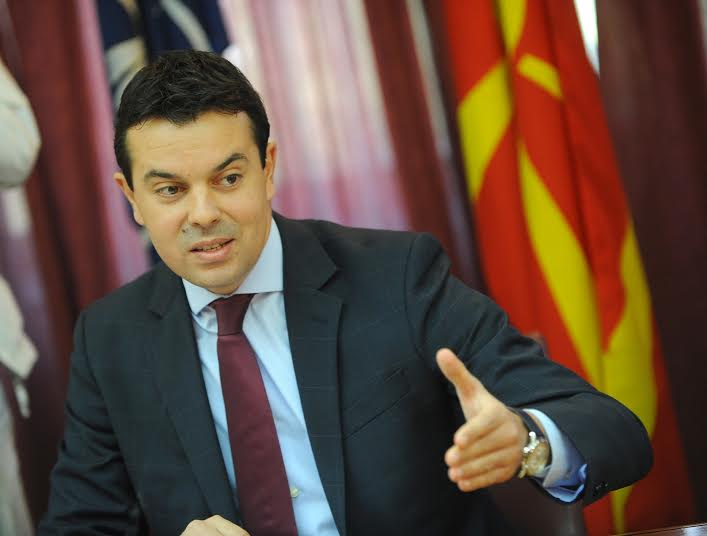 Political crisis has an effect on the name issue, says Foreign Minister of FYROM