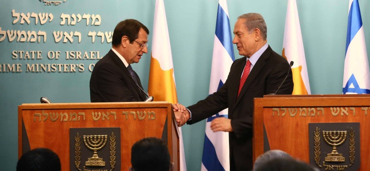 Cyprus and Israel to provide electricity to Europe