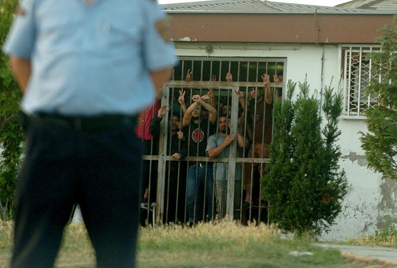 FYROM on alert from illegal emigrants