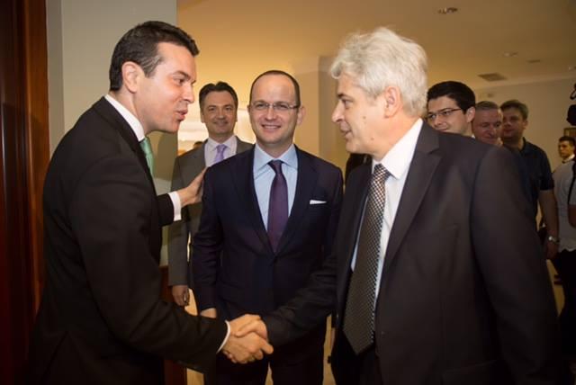 Albanian Foreign Minister: FYROM's Euro Atlantic integration goes through the Ohrid Agreement
