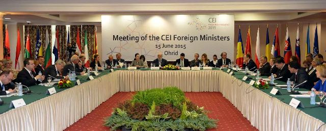 EU integration and illegal emigration among the main topics of CEI meeting