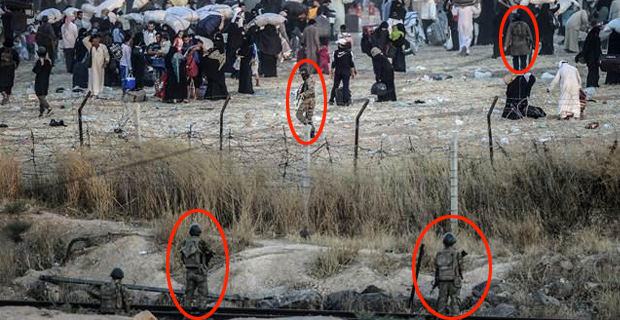 Jihadists at the 'gates' of Turkey