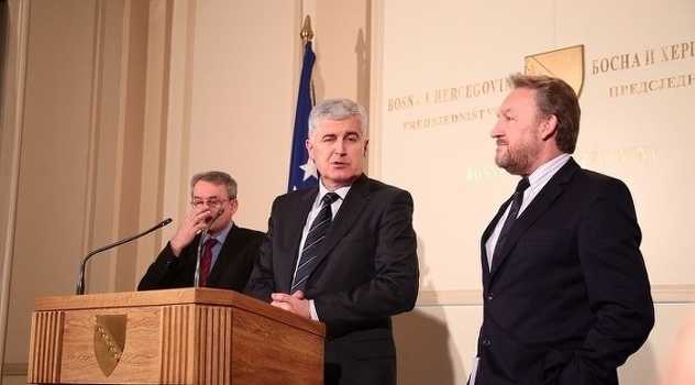 DF ministers in F BiH Government resigned