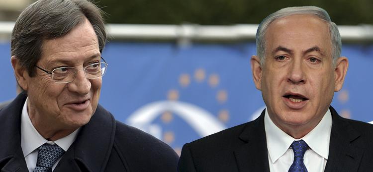 Anastasiades to meet Netanyahu