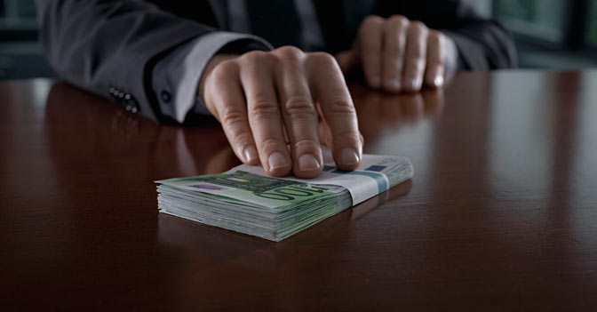 Alarming figures of corruption in the Albanian justice system