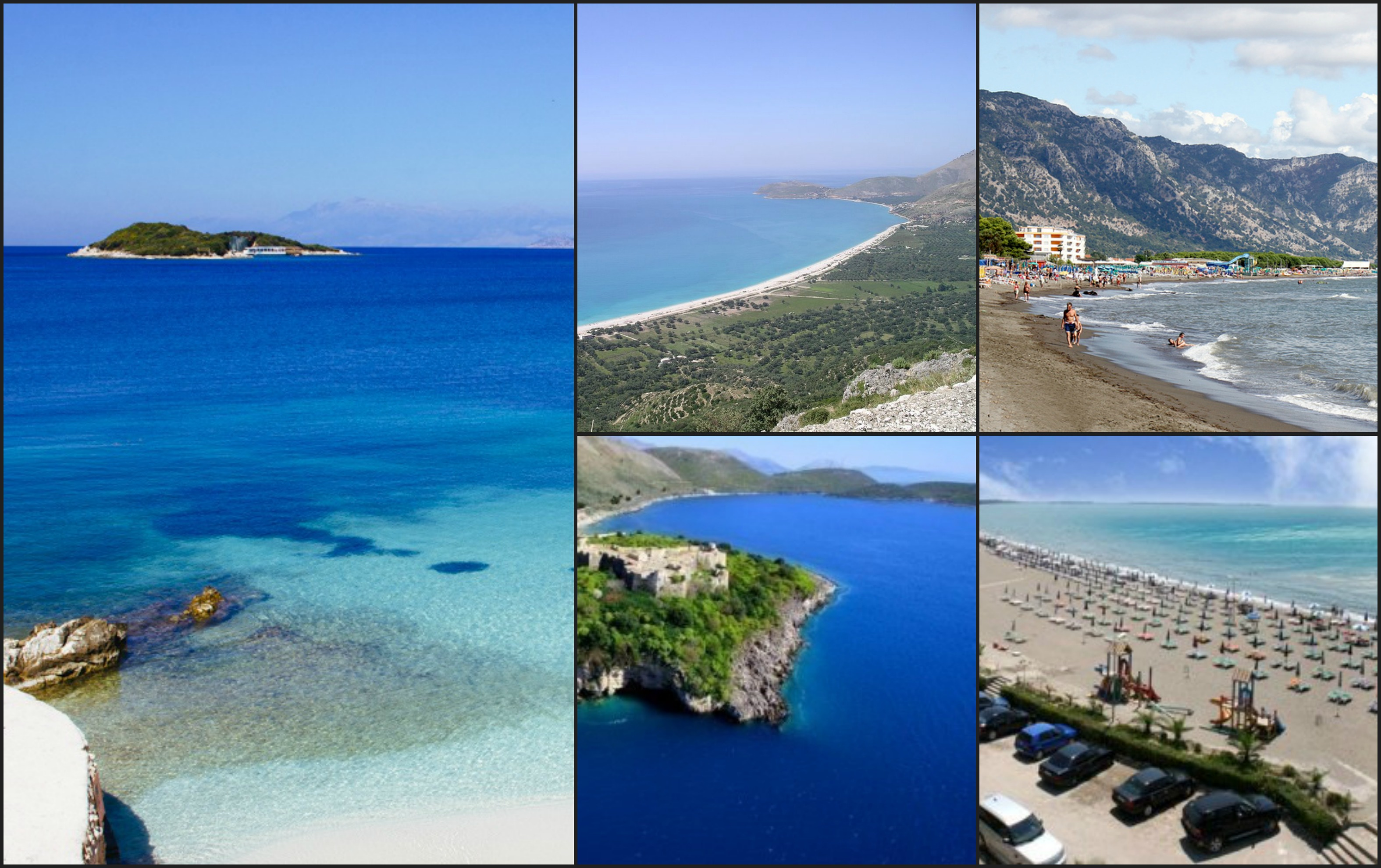The cleanest five beaches in Albania and is this the right time to reveal them?