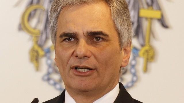 Faymman: Prospect rather nightmarish scenarios for Greece