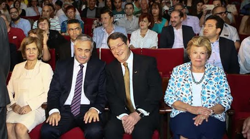 'Messages from the play were very strong', says Cypriot President