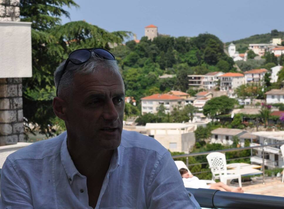 """IBNA Interview: """"Role of politics in culture and the failure to make an objective film on the war in Kosovo"""""""