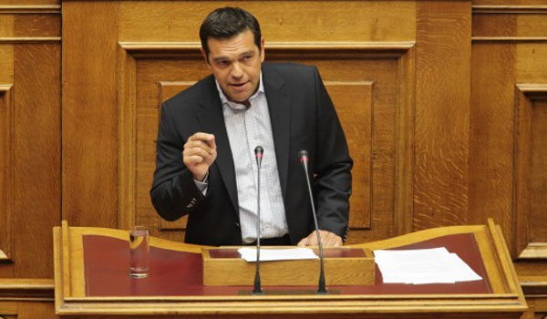 Tsipras: We won't sign a new austerity programme