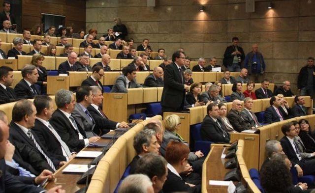 Bosnia Federation Entity Coalition Falls Apart