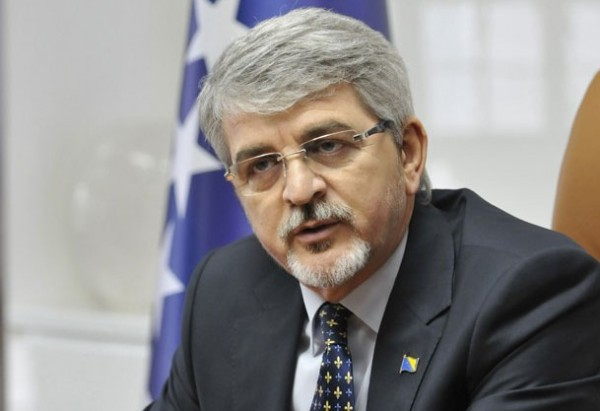 When a Turkish businessman becomes adviser to a Bosnian president
