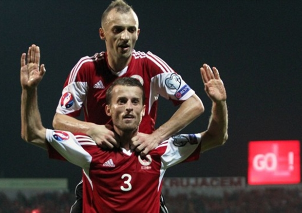 Albania goes up to 51st position in FIFA's ranking