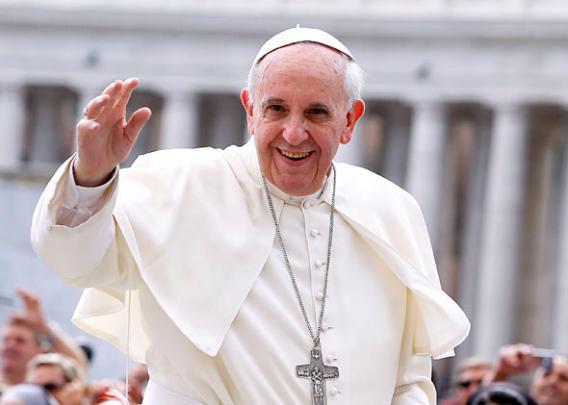 'Popemania' shakes Sarajevo